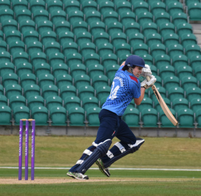 Alice Davidson-Richards Played A Couple of Crucial Knocks